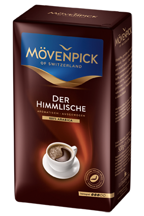 MÖVENPICK of Switzerland 500g