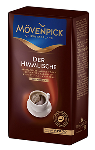 MOVENPICK of Switzerland 250g mletá