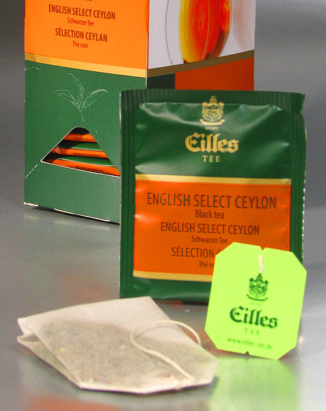 EILLES TEE English select Ceylon