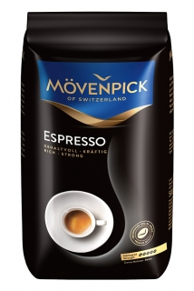 MÖVENPICK of Switzerland espresso zrno 500 g